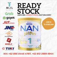 Nestle NAN pH Pro 1 Formula Bayi 0-6 Bulan 400g