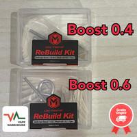 Rebuild Kit Aegis Boost RBK Aegis Boost Authentic By Coil Master