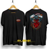 Tshirt Underage / Baju Kaos Distro Pria Wanita Keren Murah