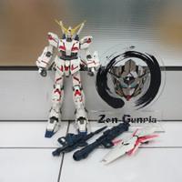 MG 1/100 Unicorn Gundam Ver Ka BANDAI 2nd
