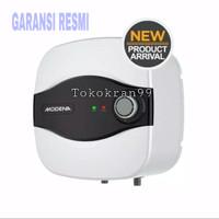 Water heater Modena ES 15A3/pemanas air listrik 15 liter 350 watt