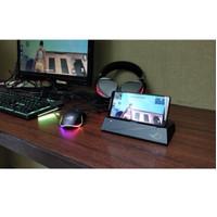 ASUS ROG Phone 2 Mobile Desktop Dock free tutup samping