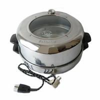 oven listrik butterfly 800 watt / baking pan listrik butterfly