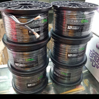 Kabel speker atau kabel subwoofer 12 awg
