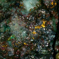 fosil Badar Emas, Badar besi, dll. Fosil Bongkahan Batu, Asli Bali.