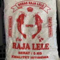 beras raja lele 5 kg