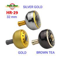 Knob Handle Metal 32 mm for Fishing Reel HR-29