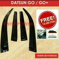 talang air Mobil Datsun go /go+