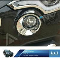 ring foglamp cover lampu kabut Datsun GO Crome