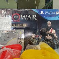 PLAYSTATION 4 PRO GOD OF WAR 1TB LIMITED EDITION