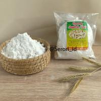 Pati Asam Lambung Gluten Free Tepung Irut/Arrowroot/Garut/Angkrik