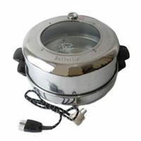 baking pan listrik / oven listrik butterfly