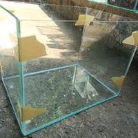 Aquarium Kaca 40x30x30 cm Aquarium Kaca 40 cm