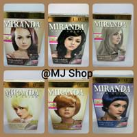 Miranda pewarna rambut MC-16 Ash Blonde