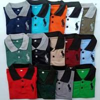 Kaos polo anak/polo shirt/kaos polos anak/kaos polo kerah