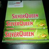 Coklat Silverqueen Green Tea Matcha 65 gr