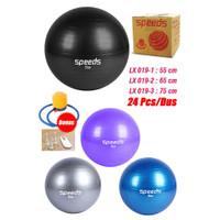 Gymball SPEEDS 65 CM/ gym ball/bola yoga /bola gym SPEEDS BONUS POMPA
