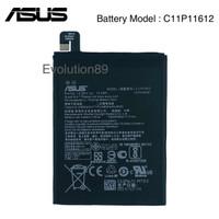 Baterai ASUS ZENFONE 3 ZOOM S 4 MAX PRO 5.5 inch C11P11612 Original