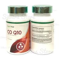NutriWell CoQ10 co q 10 (30 softgel)