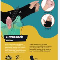 handsock pendek