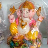 Ganesha / Ganesa Arca import berwarna