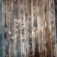 Papan kayu jati belanda costume bakar T1,5 x L7cm x P110cm