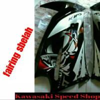 fairing sayap ninja rr new special edition batik SE 2013 sebelah sisi