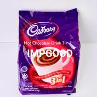 CADBURRY HOT CHOCOLATE 3IN1