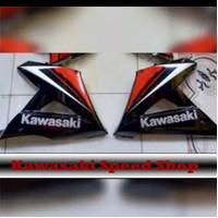 Cover Fairing Bawah Ninja Rr Orange SE (Special Edition) 2014 Original