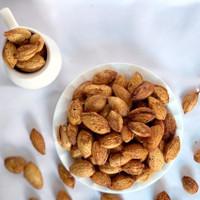 Kacang almond 500gr/ kacang almond susu/ kacang almond panggang