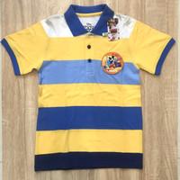 Polo Shirt Anak Laki asli Disney Motif Mickey usia 10-12 thn