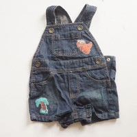 Jumpsuit Romper Carters Baby Bayi Dino