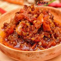 Sambal Cakalang Asap / Cakalang Fufu Ohana Kitchen 150gr