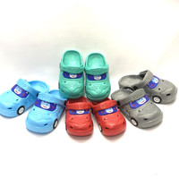Sandal sepatu baim/bakpao anak karakter mobil