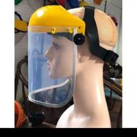face shield APD - helmet safety