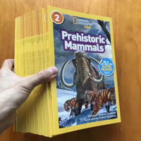 National Geographic Kids Level 2 Book Set (25 books)