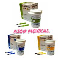 Autochek Paket Strip Gula,Kolesterol & Asam Urat (3 Botol)
