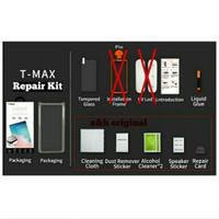 TMax Repair Kit Tempered Glass UV Glass & Glue Samsung Note 20 Ultra