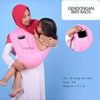 Gendongan Kaos Bayi / Geos Bayi / Gendongan Kaos Baby / Geos Baby