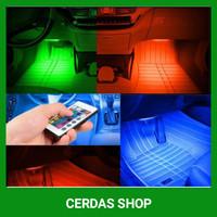 Lampu Kabin Dashboard Mobil Bawah Aksesoris Interior Mobil