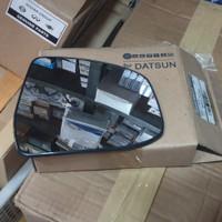 Datsun Go Kaca Cermin Spion Glass Mirror Electric 100% ORI NISSAN