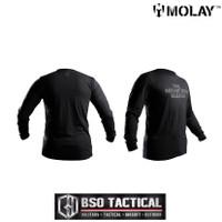 Kaos Tactical T-Shirt Molay Indonesian Badass HD Long Sleeve Original
