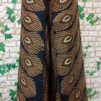 Celana Kulot Etnik Motif Batik Murah Ukuran SUPER JUMBO
