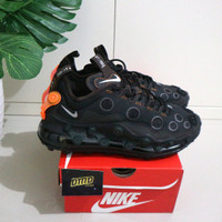 Sepatu Nike Air Max 720 ISPA Black Orange - Premium Original