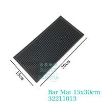 Bar mat 15x30cm barmat alas bar alas gelas karet alas dapur