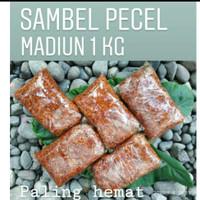 Sambel Pecel Madiun ( sangrai ) 200 gr