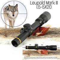 Telescope Leupold 1.5-5x20 Mildot | Riflescope | Teleskop