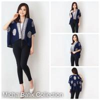 Outer batik: Bolero paris cap