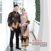 COUPLE KEBAYA MUSLIM PREMIUM Baju Batik KONDANGAN Kemeja Panjang
