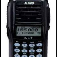 HT ALINCO DJ A10 VH F MURAH ASLI